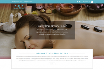 Aqua Pearl Day Spa
